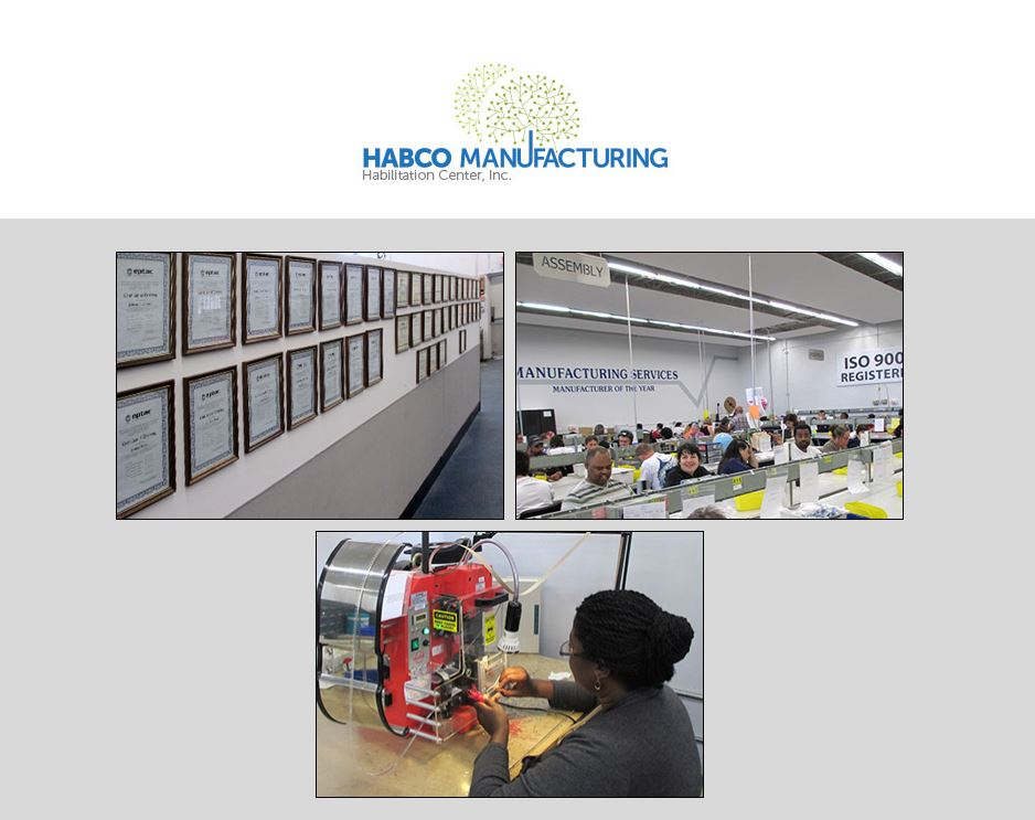 HABCO Manufacturing Recognized for Participation in National Manufacturing Day