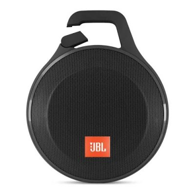 JBL Clip Plus Black bluetooth speak