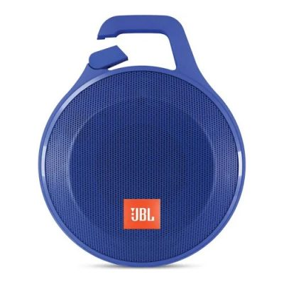 JBL Clip Plus Blue bluetooth speak