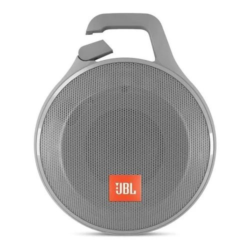 JBL Clip Plus Gray Bluetooth Speaker