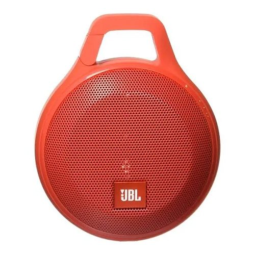 JBL Clip Plus Red bluetooth speaker
