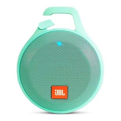 JBL CLip Plus Teal Bluetooth speaker