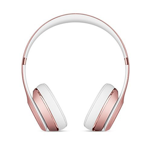 Beats Solo3 Wireless On-Ear Headphones Rose Gold-153