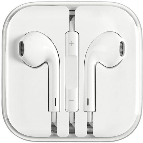 NEW Apple MD827LL/A EarPods with Remote and Mic-0
