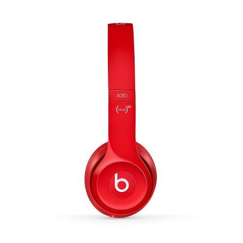 Beats Solo2 Wireless On-Ear Headphones Red-216