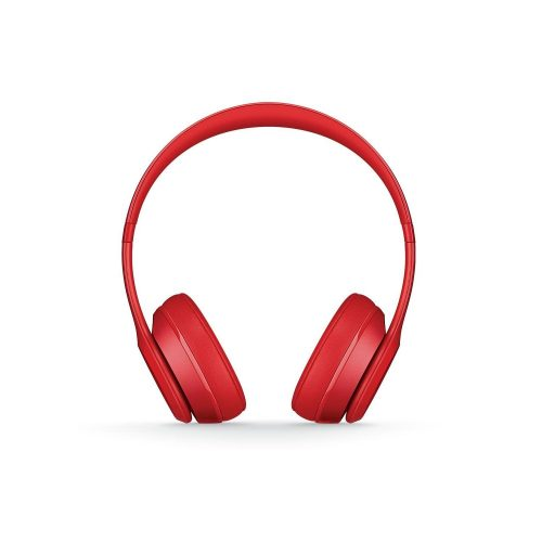 Beats Solo2 Wireless On-Ear Headphones Red-214
