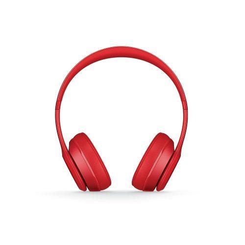 Beats Solo2 Wireless On-Ear Headphones Red-214