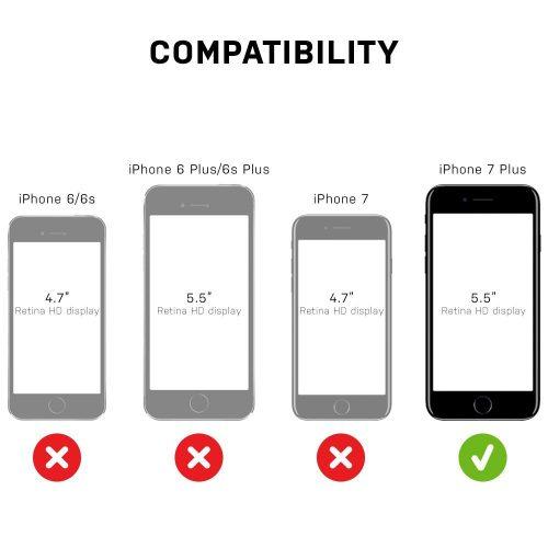 Otterbox iPhone 7 Plus Commuter Case Aqua Mint-189