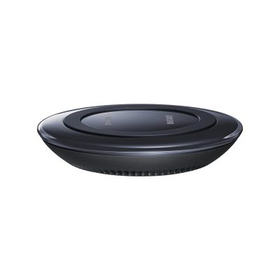 Samsung Fast Charge Qi Wireless Charging Pad for Qi Enabled Devices - Black-26