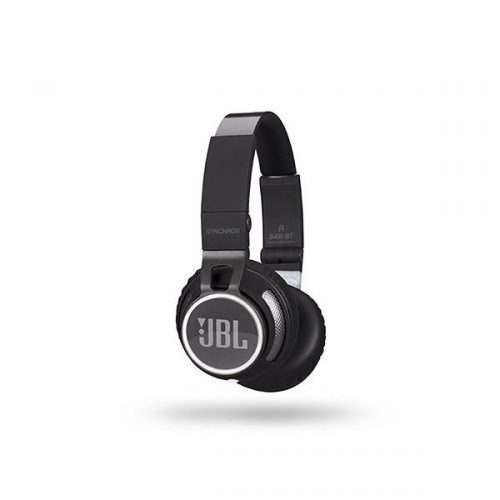 JBL Synchros 400BT Bluetooth Wireless On-Ear Stereo Headphones Black-123