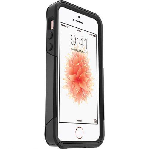 Otterbox iPhone 5/5s/SE Commuter Case Black-77