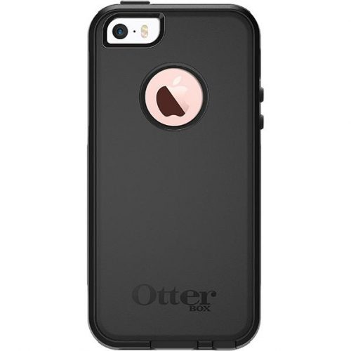 Otterbox iPhone 5/5s/SE Commuter Case Black-79