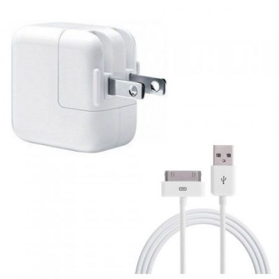 Apple 12W USB Power Adapter Head Only-522