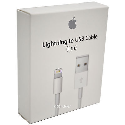 Apple Lightning to USB Cable 1m-719