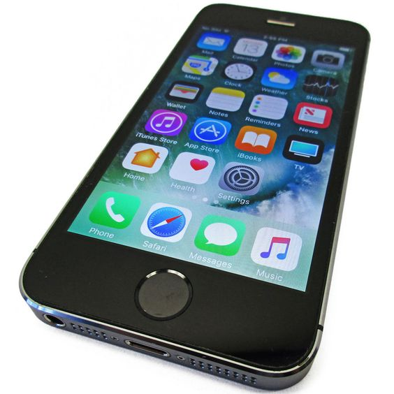 Apple iPhone 5S Unlocked GSM-551