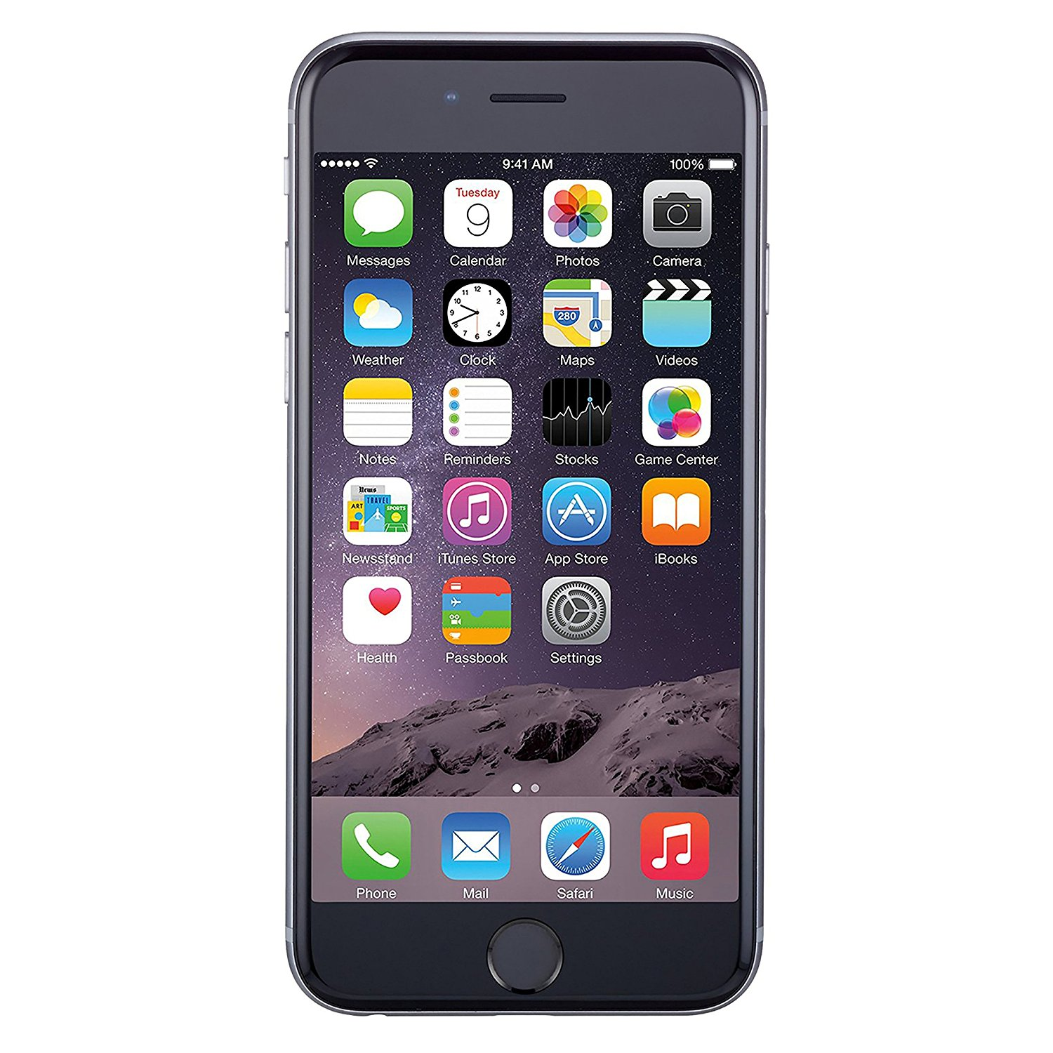 Apple iPhone 6 Unlocked GSM -0
