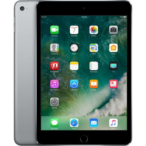 Apple iPad Mini 4 Tablet-0