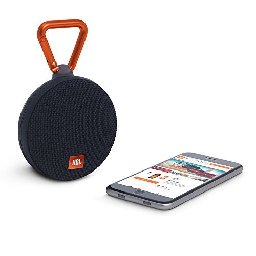 JBL Clip 2 Waterproof Portable Bluetooth Speaker-342