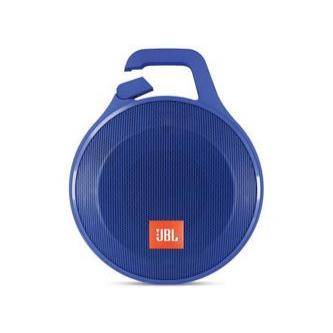 JBL Clip+ Splashproof Portable Bluetooth Speaker Blue-0