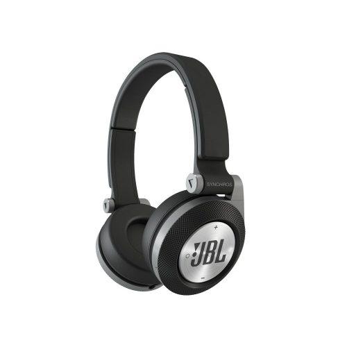 JBL E30 Black High-Performance On-Ear Headphones-0