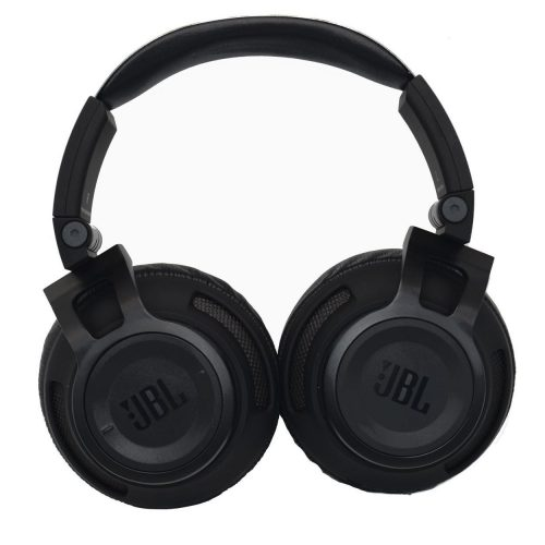 JBL Synchros Slate Powered Over-Ear Stereo Headphones-516
