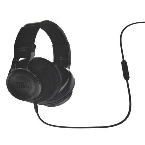 JBL Synchros Slate Powered Over-Ear Stereo Headphones-515