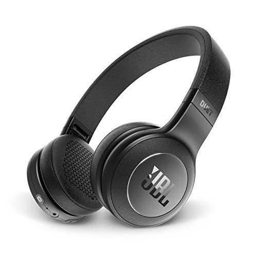 JBL Duet Bluetooth Wireless On-Ear Headphones-0