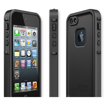 LifeProof FRE iPhone 5s Waterproof Case-529