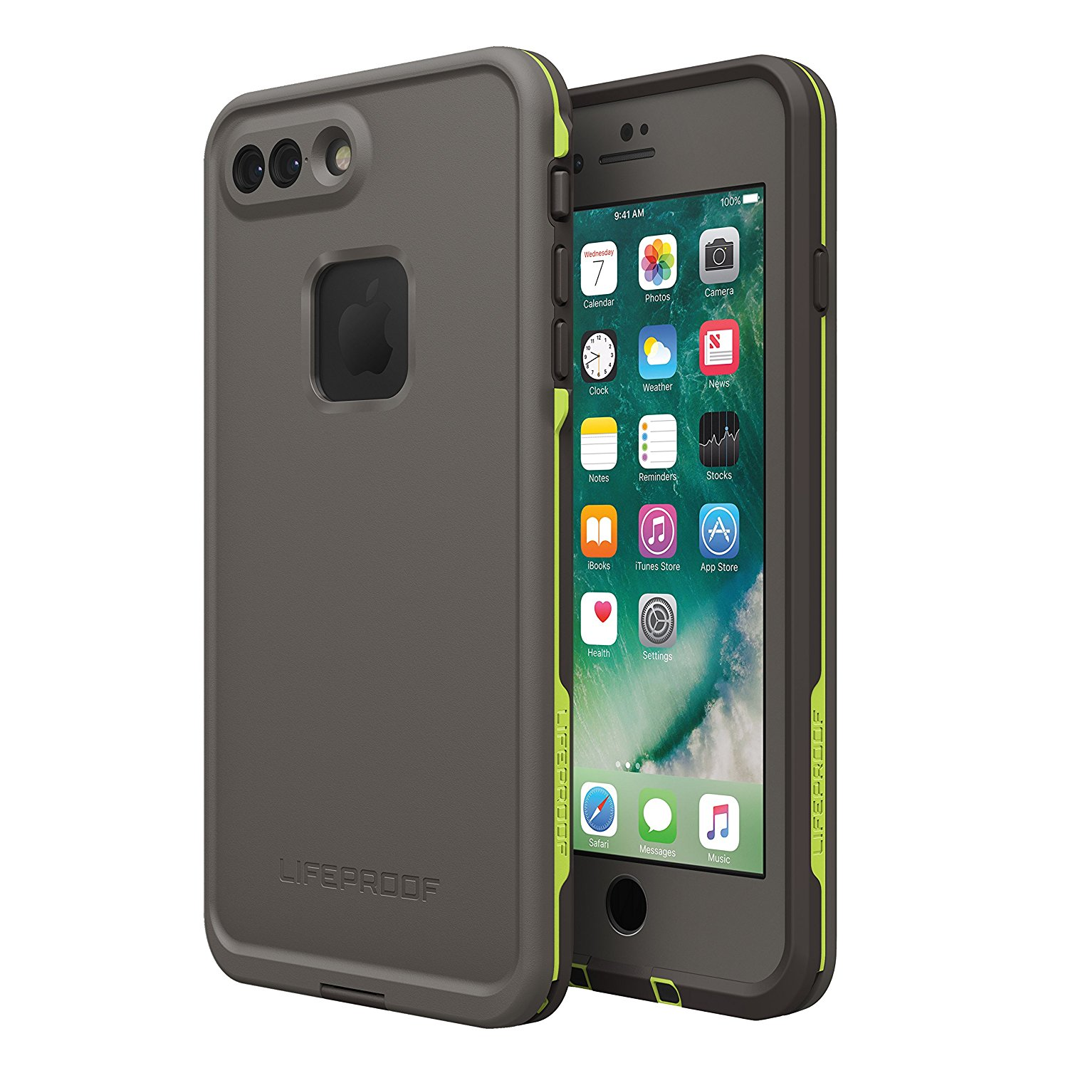 iphone video chat lifeproof fre series waterproof for iphone 7 plus 3266