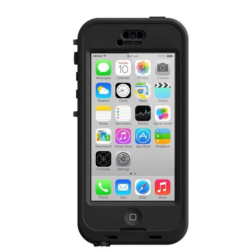 LifeProof NUUD Series Waterproof Case for iPhone 5c-0