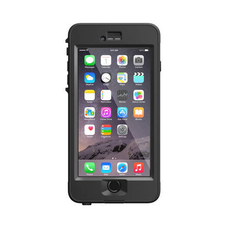 LifeProof NUUD Series Waterproof Case for iPhone 6 Plus-0