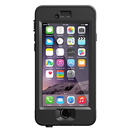 LifeProof NUUD Series Waterproof Case for iPhone 6-0