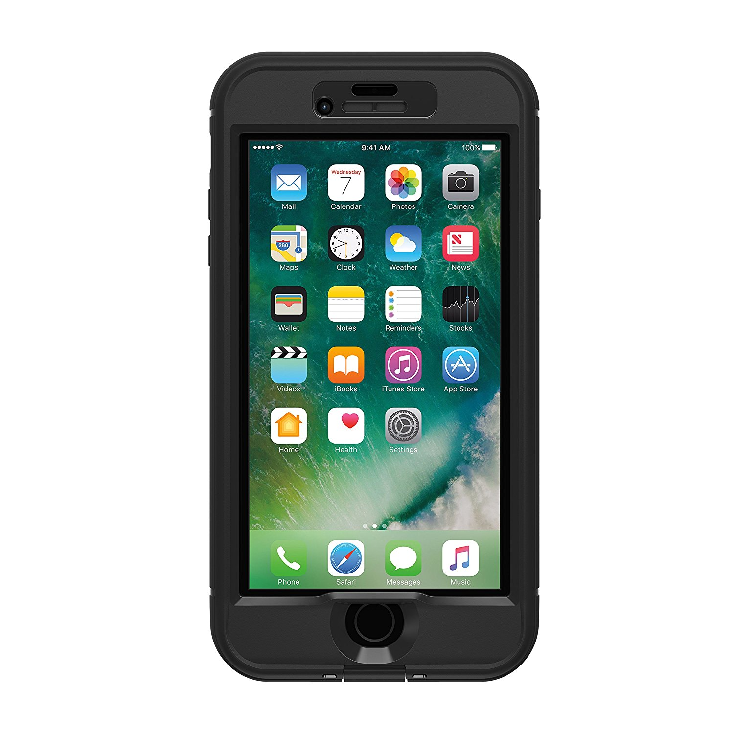LifeProof NUUD Series Waterproof Case for iPhone 7 Plus-402