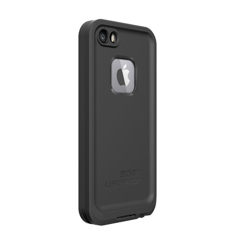 Lifeproof FRE For iPhone 5/5s/SE Case Black-8