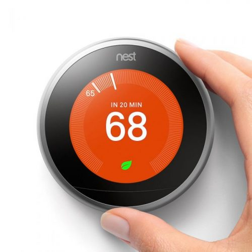 Nest Learning Thermostat-432