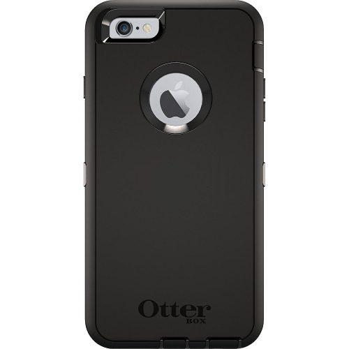 Otterbox iPhone 6 Plus Defender Case Black-433