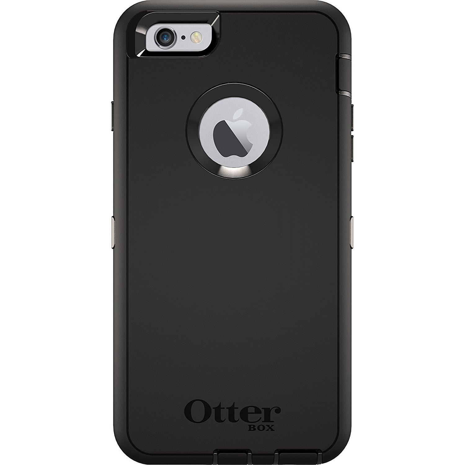 Otterbox iPhone 6 Plus Defender Case Black-433