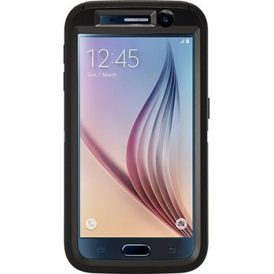 Otterbox Samsung S7 Edge Defender Case Black-72