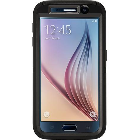 Otterbox Samsung S7 Edge Defender Case Black-0
