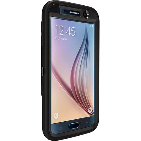 Otterbox Samsung S7 Edge Defender Case Black-69