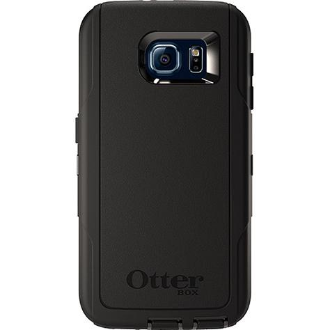 Otterbox Samsung S6 Defender Case Black-64
