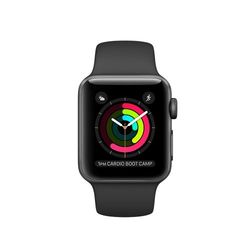 Apple Watch Series 2 38MM Sport with Black Sport Band-0