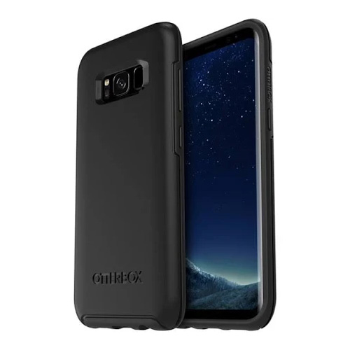 Samsung S8 OtterBox Symmetry Black