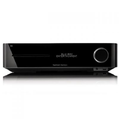 BDS 2 SO 2.1 Channel Blu-ray Home Theater Receiver (Black Gloss)