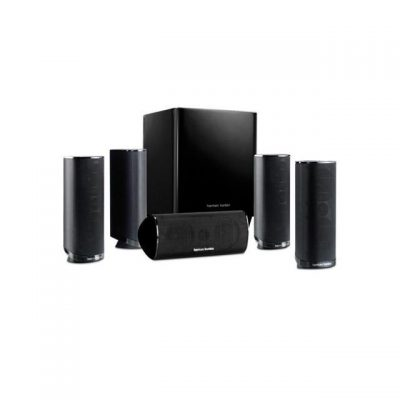Harman Kardon 5.1-Channel Home Theater Surround-Sound System - Black