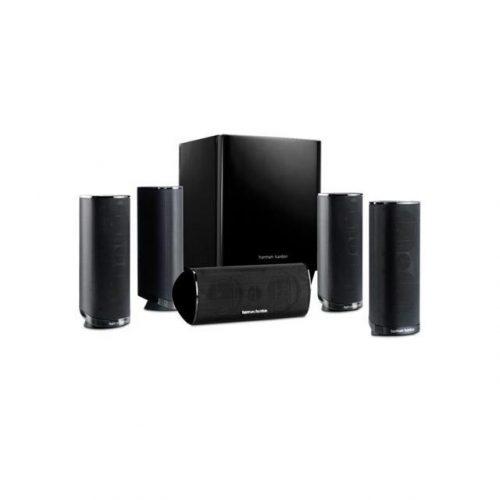 Harman Kardon 5.1-Channel Home Theater Surround-Sound System - Black