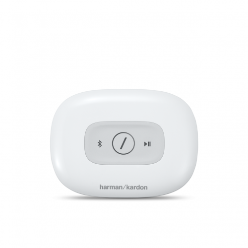 Harman Kardon Adapt HD Audio Wireless Adaptor with Bluetooth - White