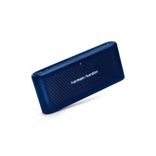 Harman Kardon Bluetooth Wireless Portable Speaker Traveler (R) Blue