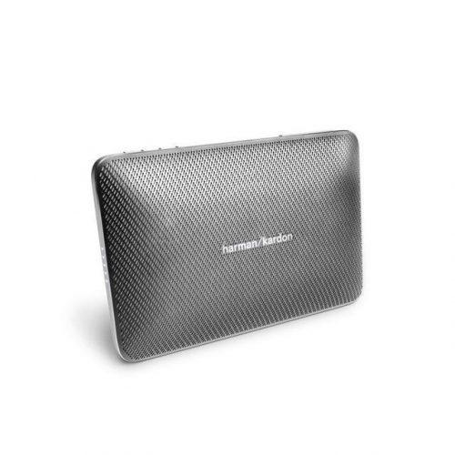 Harman Kardon ESQUIRE 2 - Portable Bluetooth Speaker w Mic Gray (Refurb)
