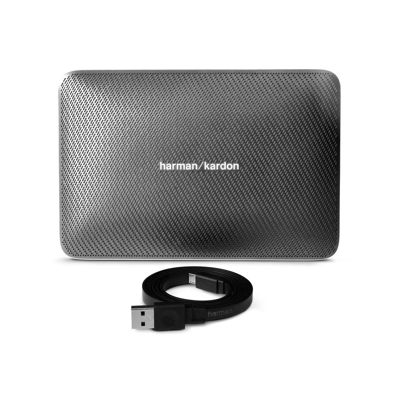 harman kardon esquire 2 portable bluetooth speaker. Black Bedroom Furniture Sets. Home Design Ideas